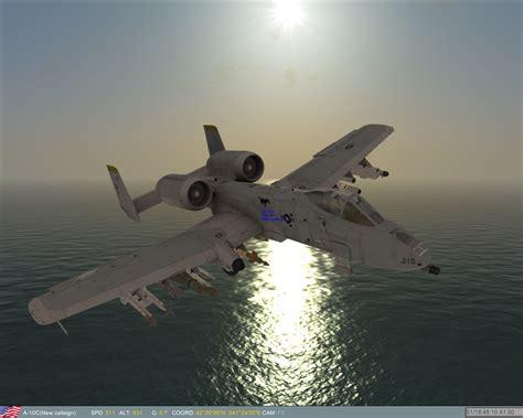 DCS: A-10C Warthog fotka A 10 Warthog Pictures 1280 X 1024