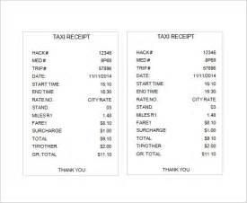 fuel receipt template sle receipt template 6 free word excel pdf format