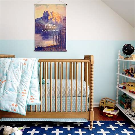 Land Of Nod Lind Crib by Lind Baby Crib Antique The Land Of Nod