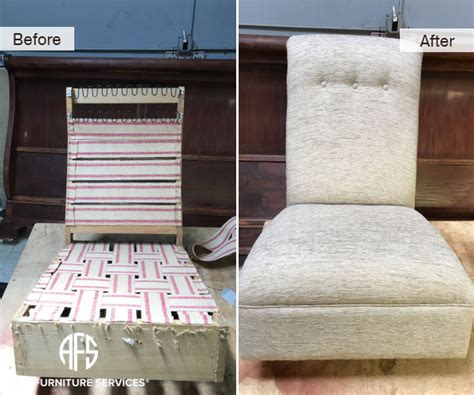 upholstery change gallery before after pictures all furniture services 174