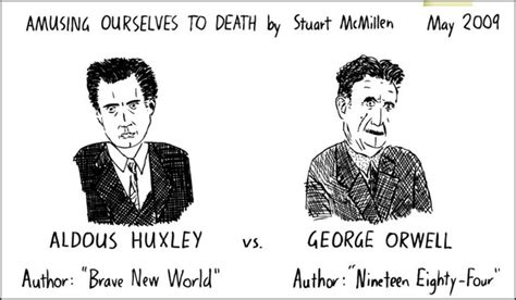 common themes in brave new world and 1984 huxley or orwell the rio norte line