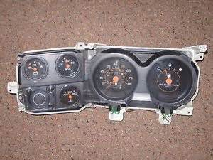 64 65 66 chevy truck refurbished deluxe cluster 1964