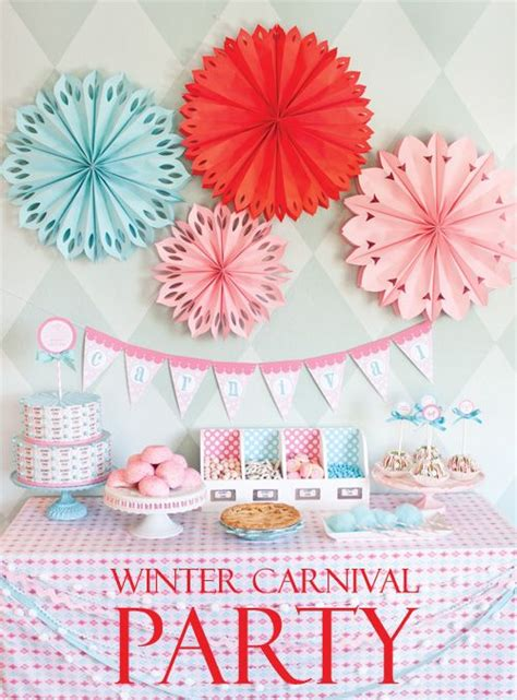 themes for winter carnival 236 best circus carnival party images on pinterest