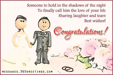 Wedding Congratulation To A Friend by Wedding Card Messages Wedding Card Messages Messages