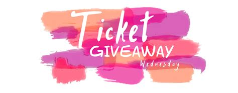 Sweepstakes Tickets - ticket giveaway wednesday cocktails joseph childress ash and more the bay bridged