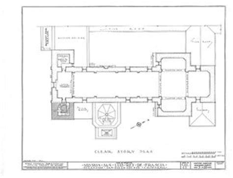 Mission San Luis Rey De Francia Floor Plan | mission san luis rey de francia gallery citizendium