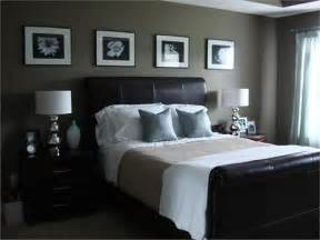 Black And Brown Bedroom An American Housewife November 2012