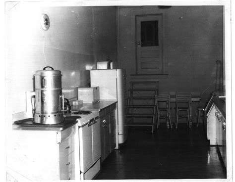 Ywca Kitchen by Franklin History
