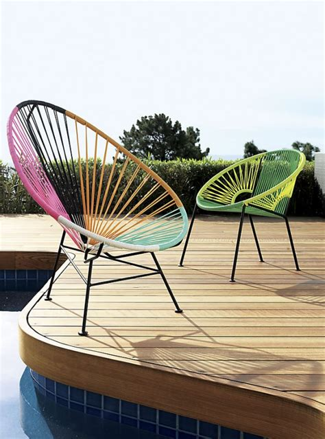 Summer Lounge Chairs Design Ideas Unique Outdoor Furniture Ideas For Summer
