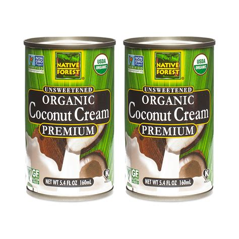 Pasta Salad by Organic Coconut Cream 2 Pack By Native Forest Thrive Market