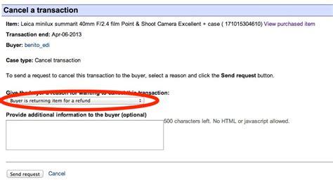Ebay Refund | ebayで返品と返金 手数料の返還方法 海外販売 com ebay amazon輸出で稼ぐ
