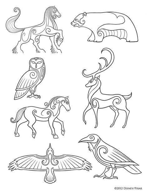 pictish tattoo designs 1000 images about celtic designs on brooches