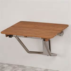 shower bench seat 24 quot teak ada shower seats teakworks4u