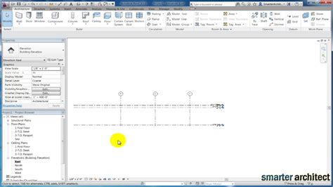 revit tutorial grid revit tutorials revit architecture creating revit