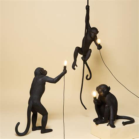 buy seletti monkey lamp sitting amara