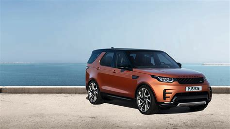 new land rover discovery 2017 land rover discovery revealed in paris full details