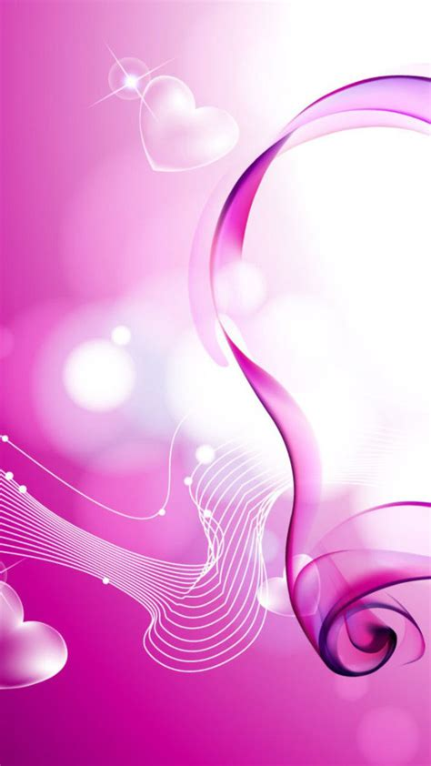 wallpaper love pink hd pink love hearts smoke hd wallpaper hd wallpapers download