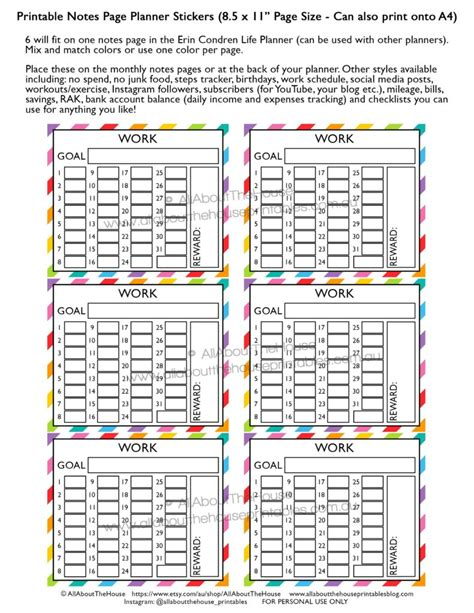 happy hour stickers dover stickers books how to use the monthly notes pages of your planner