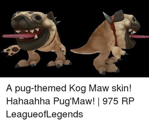pug maw 25 best memes about kog maw kog maw memes