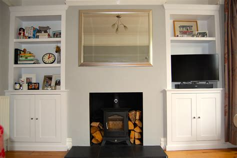 Living Room And Dining Room by Gallery Hampshire Alcoves