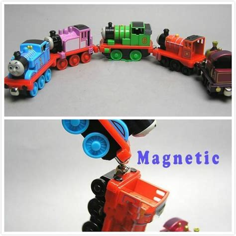 Diecast And Friends 164 4 Pcs new 10pcs lot diecast metal and friends the tank engine trackmaster toys for
