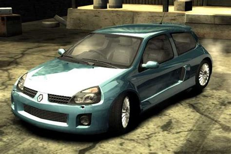 renault clio v6 nfs carbon igcd net renault clio v6 in need for speed most wanted