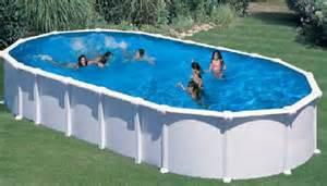 piscina fuori terra offerte piscine fuori terra piscine graziani