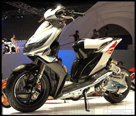 Sparepart Honda Vario 2008 modifikasi motor honda vario 2008 low rider