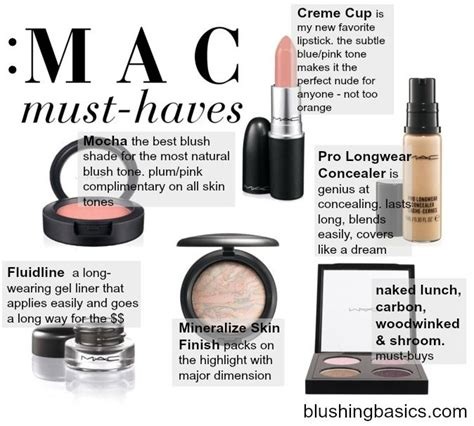 Must Haves For 2007 Your Shopping List by Mac Makeup Must Haves A Shopping List Of My Repeat