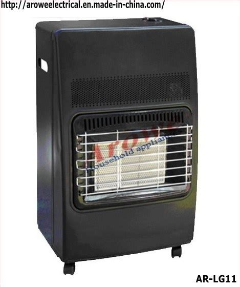 high efficiency mobile gas heater for home using ar lg11