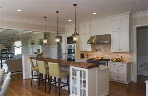lights above kitchen island pendant lighting