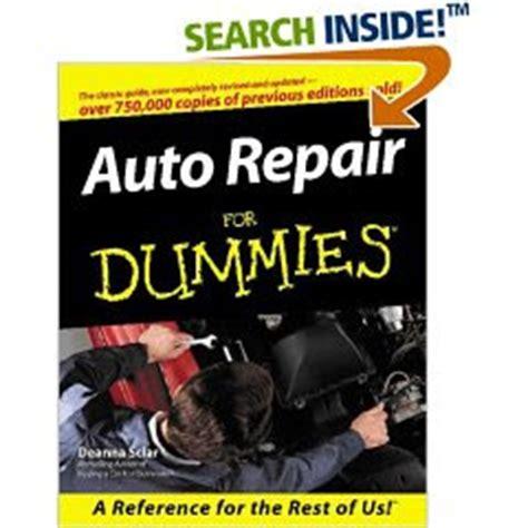 ebooks auto repair for dummies