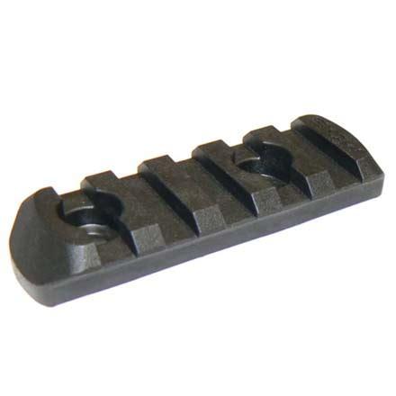 magpul rail section magpul moe l2 rail section kit black 5 slots by magpul