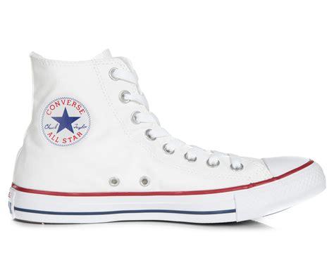 sepatu converse chuky unisex white converse chuck unisex all high top shoe