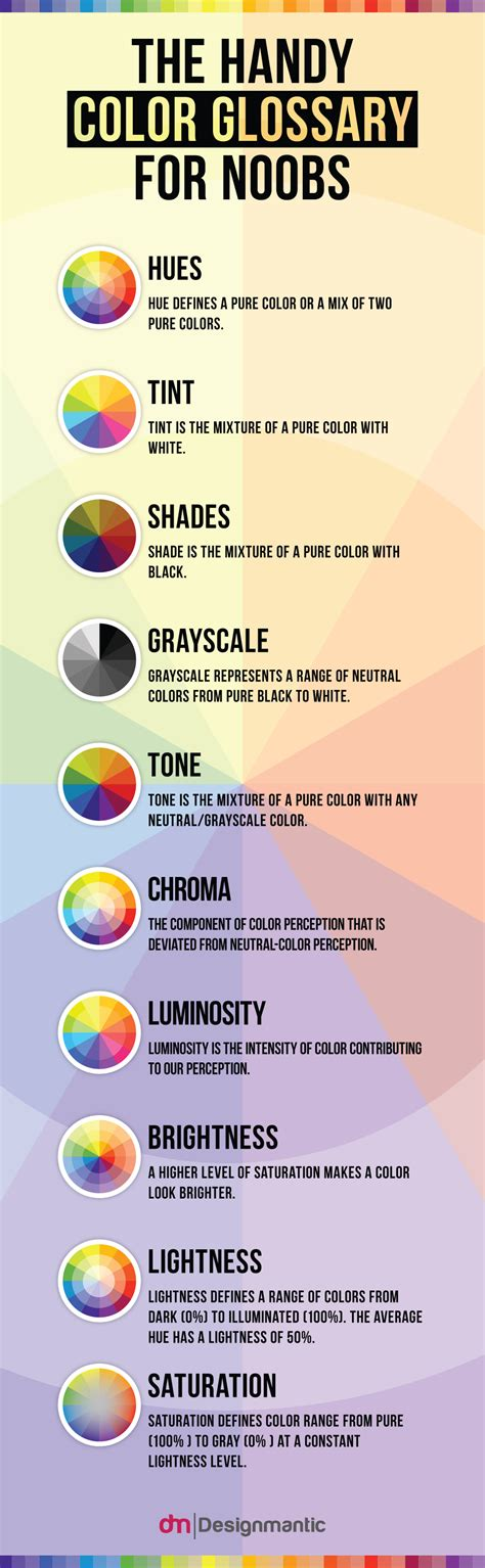 color terms you should stylenoted colors should be chosen wisely if a brand is to be taken
