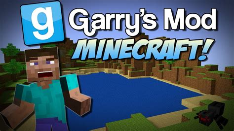 mod garry s mod minecraft garry s mod minecraft mod peaceful mobs scary mobs