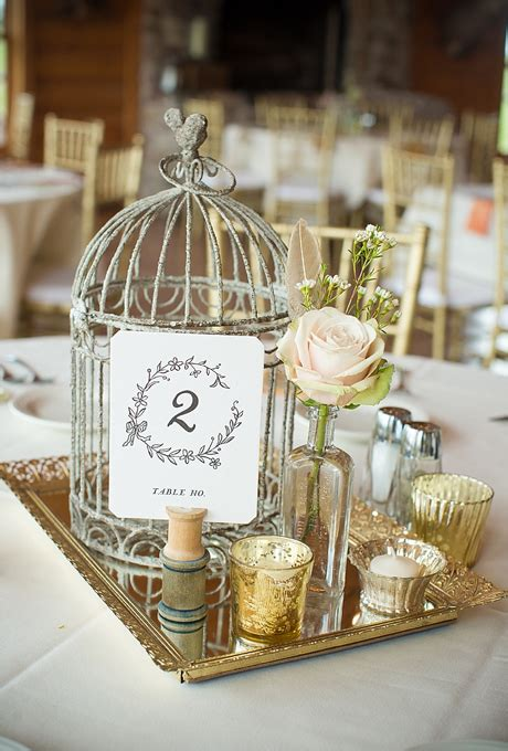 wedding centerpieces with bird cages wedwebtalks