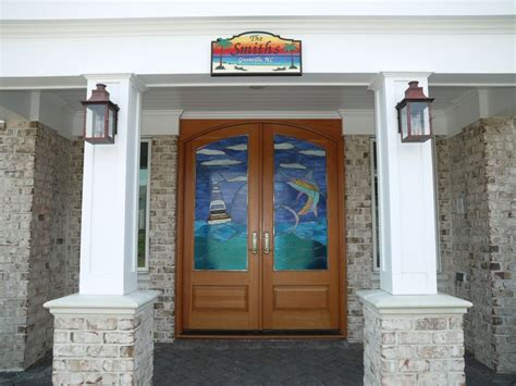 pin by blue mountain stained glass on doors entranceways