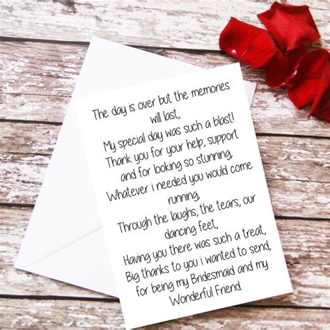 Flower Poem Wedding by 25 Best Ideas About Wedding Gift Poem On