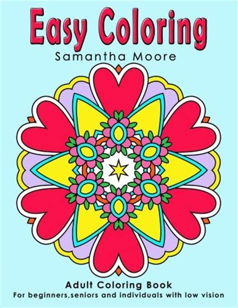 coloring books for seniors large print coloring books for seniors a happy splash of