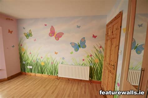 murals for girls bedroom fairy princess girls bedrooms fairytale mural pink