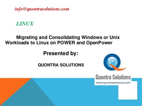 online tutorial linux linux online training tutorial by quontra solutions