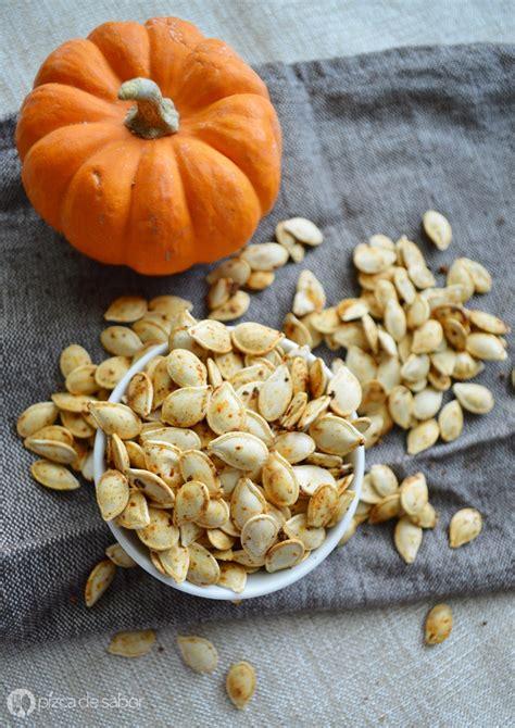 imagenes groseras y peladas semillas de calabaza o auyama tostadas f 225 cil y saludable