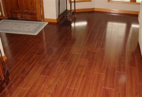 how to install laminate wood flooring in basement