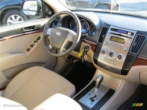 how cars run 2008 hyundai veracruz interior lighting 2008 hyundai veracruz gls awd beige dashboard photo 38057550 gtcarlot com