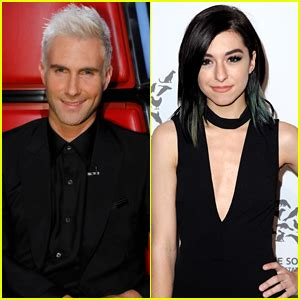 christina grimmie breaking news and photos just jared jr adam levine breaking news photos and videos just jared