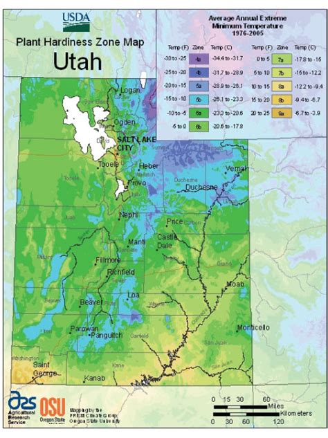 utah time zone garden planting guide salt lake city utah