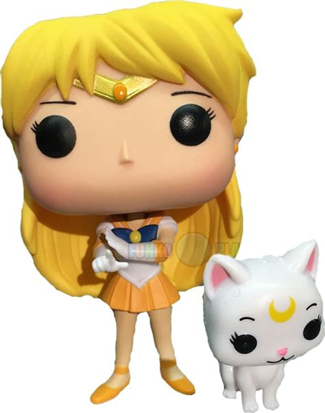 Original Funko Pop Anime Sailor Mercury Vynil Figure funko sailor moon pop animation sailor venus artemis vinyl figure 94 toywiz