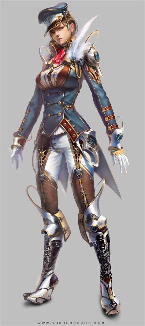 design game character awesome detailed game character designs top design