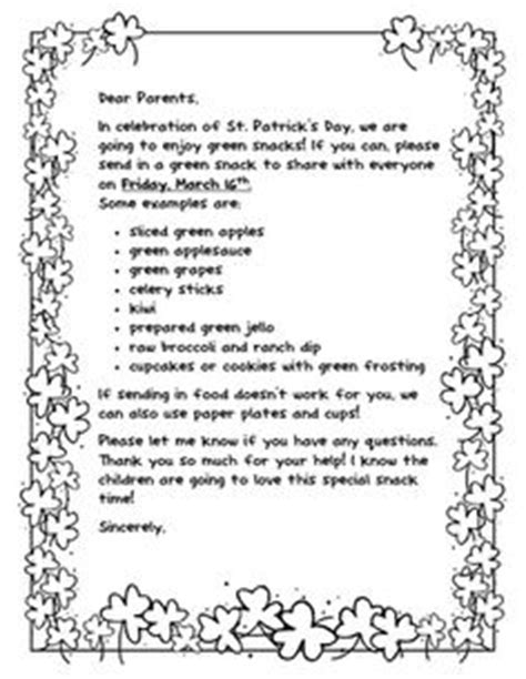 Parent Letter About Snacks 1000 Images About Preschool Snacks On Preschool Snacks Snacks And Green Eggs And Ham